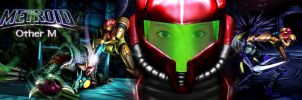 Metroid Other M Wallpaper by Toxigyn