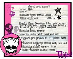 Monster High ID by t-lider