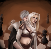 Checkmate by Jullith