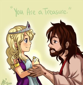 You are a Treasure by shock777