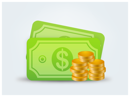 Cash by customicondesign