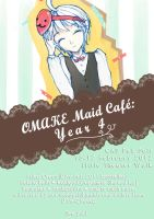 OMAKE Maid Cafe: Year 4! by midnight-satori