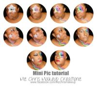 Rainbow love Pictorial by MzChrisCreatez