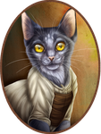 Starwillow  The Peasant Cat by Chaseya