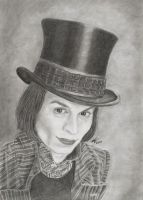Willy Wonka by Cola-Addicted