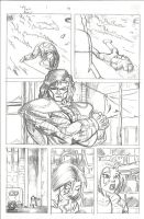 Cyber Force 1 pg 14 Remix by Ninjasmacks