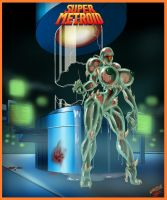 super sexy metroid by Lordstevie
