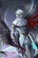 Dark elf_Yami by Ginger-J