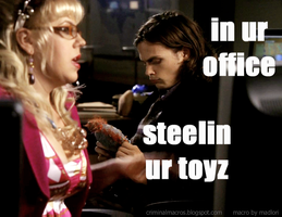Criminal Minds-Steelin Ur Toyz by Toxic-Bloodlust