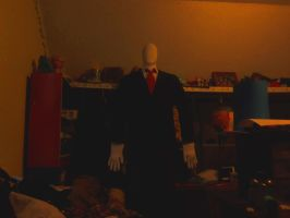 Slender Statue by GZLTriforce128