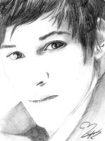 Gaspard ulliel by kim-fairy2
