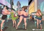 My Wiccan Ex-Girlfriend by expansion-fan-comics