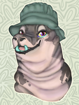 A Fashion Icon by TelephoneCat