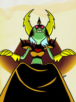 Wander Over Yonder - Lord Dominator 19 by theEyZmaster