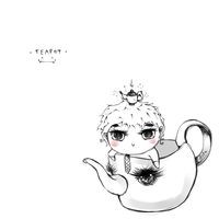 . tea? . by TheArta