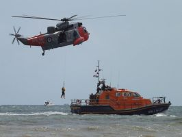 air/sea rescue by nonyeB