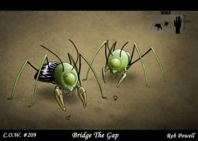 Bridge Mites by rob-powell