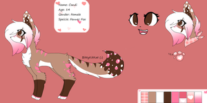 Candi Ref by BittyKitKat