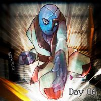 Day 06 - Favorite Fight Type by Mikoto-chan