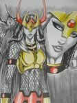 Big Barda by nataku145