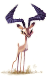 Day 702. Impala Quickie by Cryptid-Creations