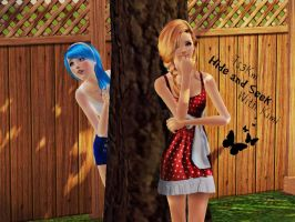 Hide and Seek by TheSims3KawaiiMaker