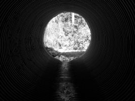 Light at the end of the tunnel by seaninja951