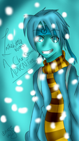 A Christmas ADVENTure Martyn (Inthelittlewood) by whitewolf155