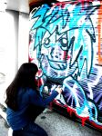 graff beginner XD by NiniBarbossa