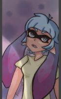 You're a squid and in fact a kid. by BustedKneeCaps