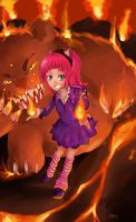 Burning in Fire by Hannichi