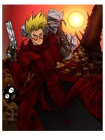 Captivx VASH the Stampede by pureatheism