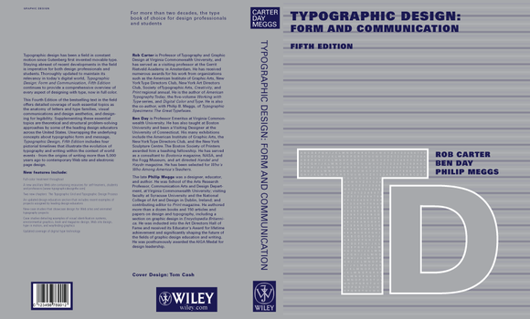Typographic Design: Form and Communication #02 by tdcashdesign
