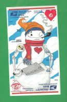 KWAKEDOUT Snow Man by GeneralLing