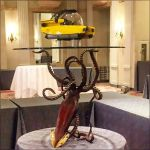 'LEGEND' table at the WALDORF ASTORIA NEW YORK by bronze4u