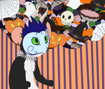 time to get spoopy by Squeekleen2