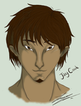 Portraits - Jay by kyan
