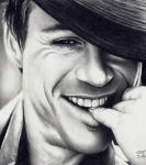 Robert Downey Jr 2 by Doctor-Pencil