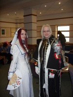 Minamicon 15 Trinity Blood by Colzy-Chan