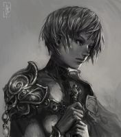 - Claymore Homage - by vielmond