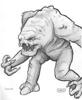 Rancor by SethWolfshorndl