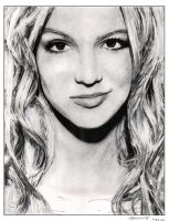 Britney in Graphite by control