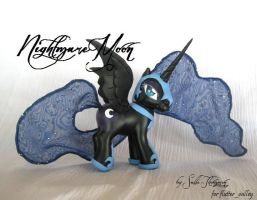 Nightmare Moon by SalliCostumer