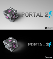 Portal 2 Wallpaper Set by ComplxDesign