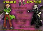 Palmer and Cynthia - reference sheet by WielkiDuchII