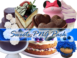 Sweets PNG Pack by silklungs