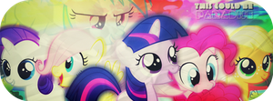 When these mare's were just a little filly's... by Misuuzu