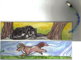 Bookmark Grasped by HowlingWolfSong