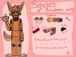 Roboyote - REF by bong-dog