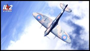 Spitfire Il2 by rOEN911